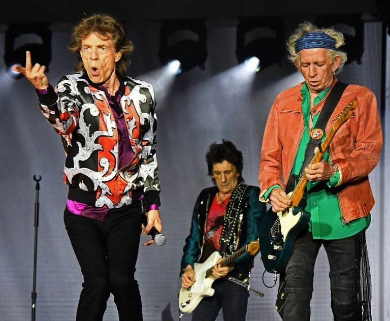 the rolling stones unveil