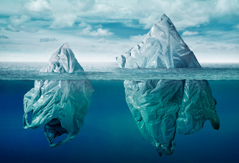 plastic found in deepest