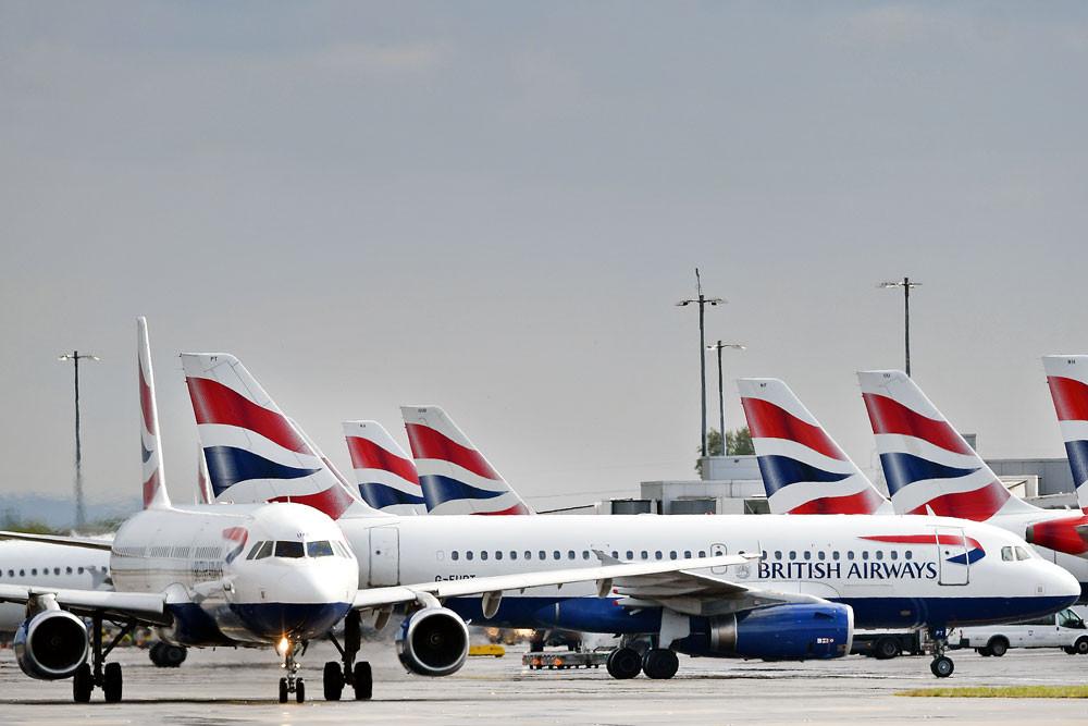 British Airways cancels flights to Italy, Korea, Singapore as ...