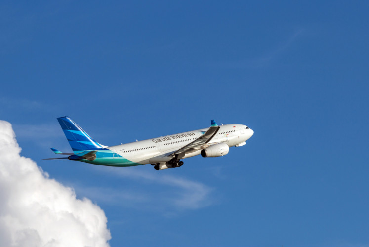Garuda disinfects aircraft following report of confirmed ...