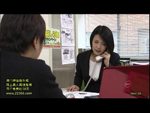 【お姉さん】不動産レディが契約をとるために職場レイプを受け入れる