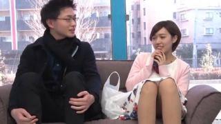 【美少女】素人娘(20)がMM号で初対面の男性チンポでパコられ悶絶絶頂