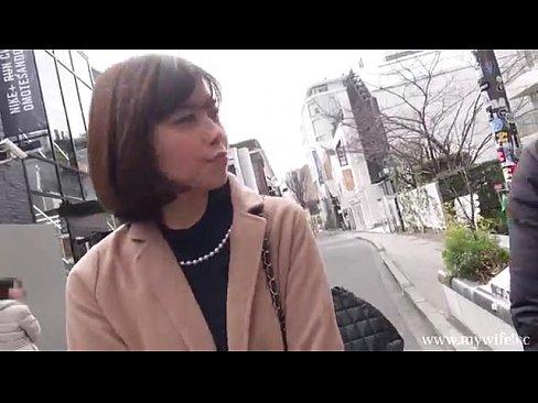 【お姉さん】原宿でナンパした若妻を即ホテルに連れ込みハメ撮り!