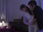 【フェラ】「おちんぽ欲しくて堪りません…」若い男に寝取られる人妻