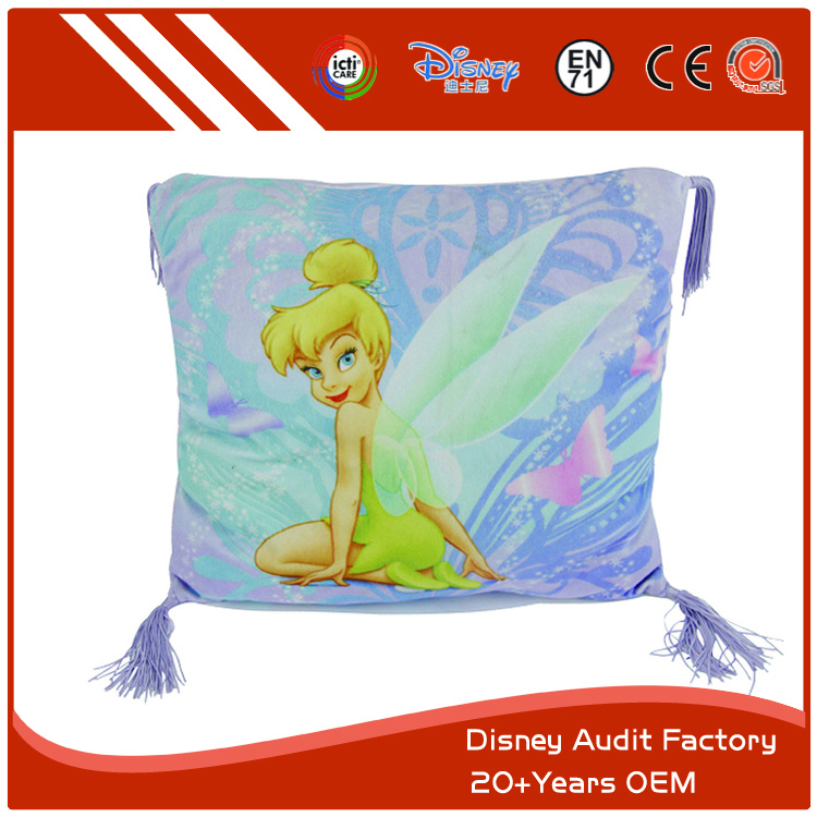 TinkerBell Decorative Pillows Supplier in China