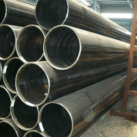 A335 P11 Seamless Alloy Steel Pipe 20 Inch SCH 40 Black ...