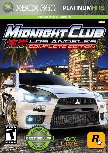 [HF] Midnight Club Los Angeles Complete Edition PAL XBOX360 French