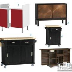 Kitchen Cabinets.com Lace Curtains 家居网站英语单词介绍 餐厅和厨房家具 家具知识 家具迷 Cabinet 橱柜 是厨房最重要的家具之一 图1的橱柜将被固定在墙面或地面上 我们称之为built In