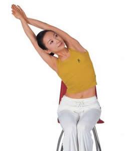 專門瘦腰腹的減肥瑜伽動作 - 減肥ing網