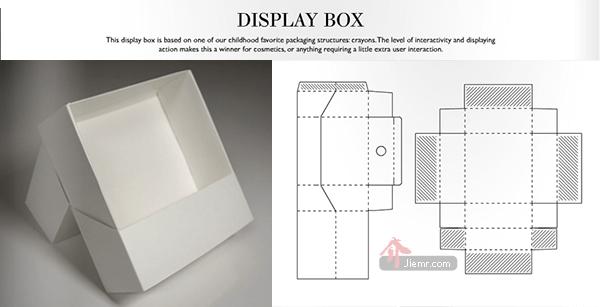 紙盒包裝設計刀模下載