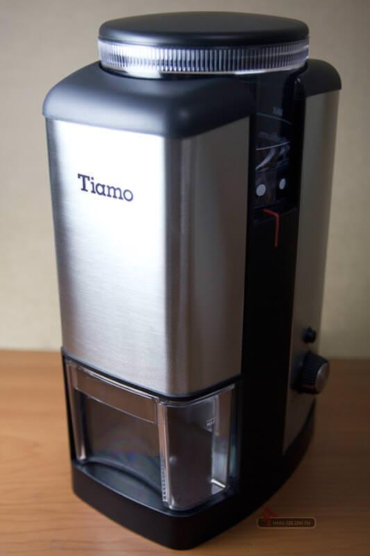 簡約俐落的時尚磨豆機 Tiamo FP2506S HG0222 - 李介介的介入影像
