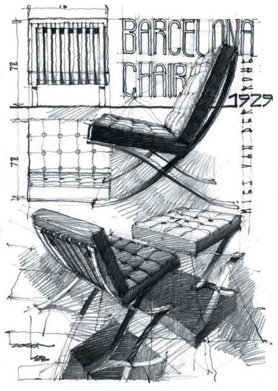 023建築設計師手稿作品