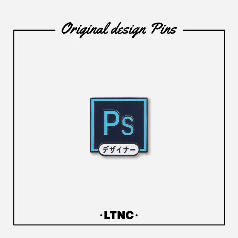 Adobe-PS-勳章