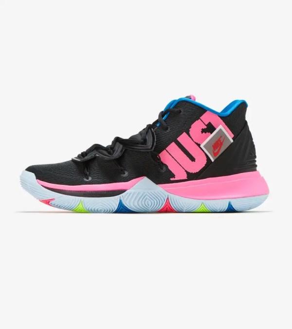 Nike Kyrie 5 Black - Ao2918-003 Jimmy Jazz