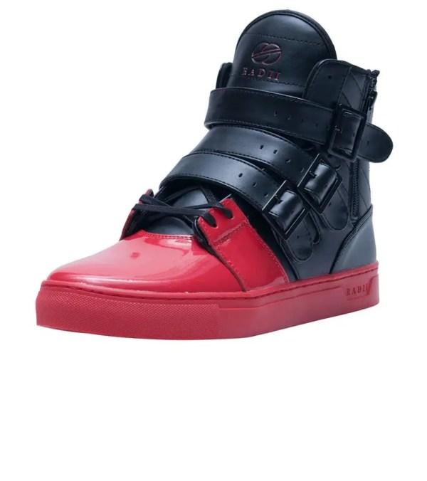 Radii Straight Jacket Sneaker Black - Fm1037-dip Jimmy