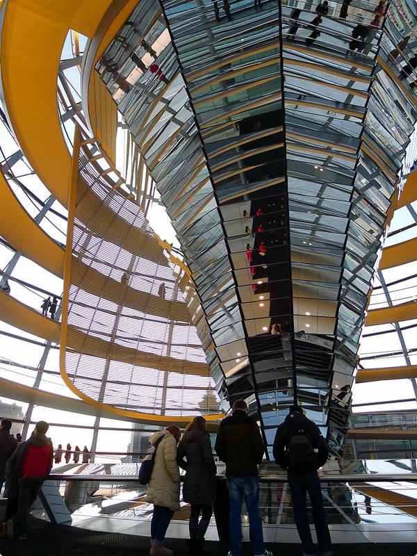 [德國遊誌] 柏林-德國國會大廈 免費進入圓頂參觀 Reichstag/Deutscher Bundestag – Jingxuan.時空旅人