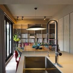 Small Kitchen Sinks Butcher Block Island 小厨房水槽图片大全 第1张 九正家居装修效果图