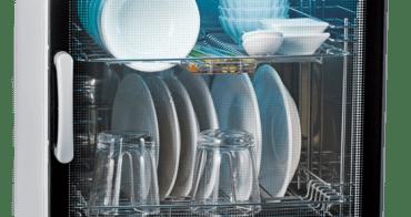 開箱!名象烘碗機台灣製造,紫外線殺菌好方便,重點輕巧且操作簡便。