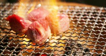 南屯區 明炙道炭火燒肉,專人桌邊服務免動手即可享用美食。