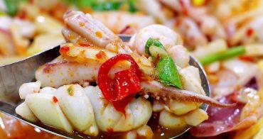 台中北屯,泰小葉泰式風味小食~平價的美味。