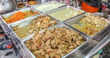 彰化市,彰南控肉飯,外出能夠簡單吃粗飽最重要!