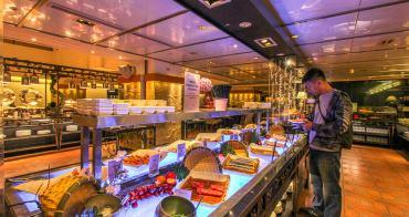 台中烏日,清新溫泉飯店,早中晚,讓你一次集滿中、日、西式餐廳buffet!!