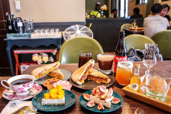 台中北屯區, MT49 CAFE'芒果樹49號咖啡店,隱身在住宅區內有水準的咖啡館。