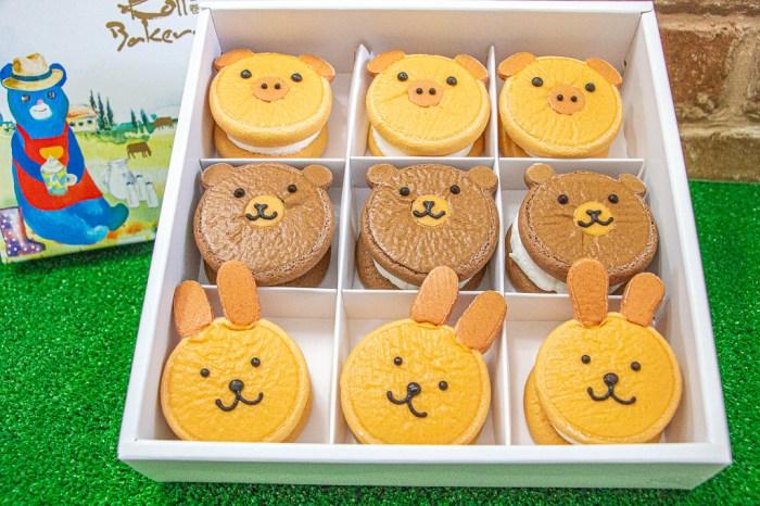 卷卷蛋糕,七月份限定野餐派隊組開賣中,還可預定中秋兔兔銅鑼燒哦!
