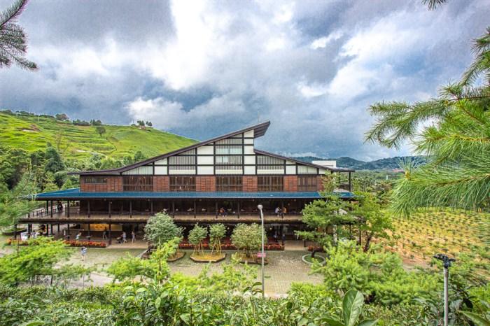 南投景點,HOHOCHA喝喝茶~台灣香日月潭紅茶廠,全台最大紅茶觀光工廠!免門票入園奉茶,吃吃喝喝DIY,還能拍拍美照很不賴。