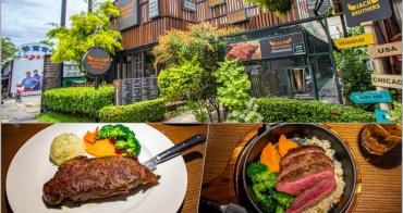 台中南屯,傑克兄弟牛排館~主打紐約客牛排....嚴選PRIME美國新鮮冷藏牛肉。