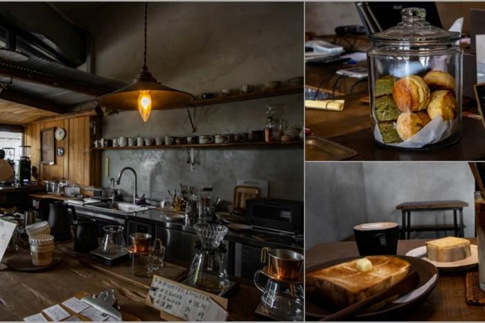 台中烏日,楽珈 Coffee Roaster ~氛圍低調的樸實老宅,悠閑的品味咖啡。