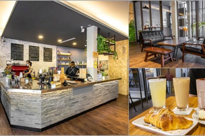 台中霧峰,Coffee VA (來吧!打個盹)~採光良好的文青風格咖啡館。