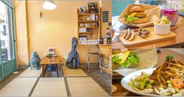 台中北屯,店面舒適小巧~蔬食餐點有特色-哥文達手作瑜伽蔬食。