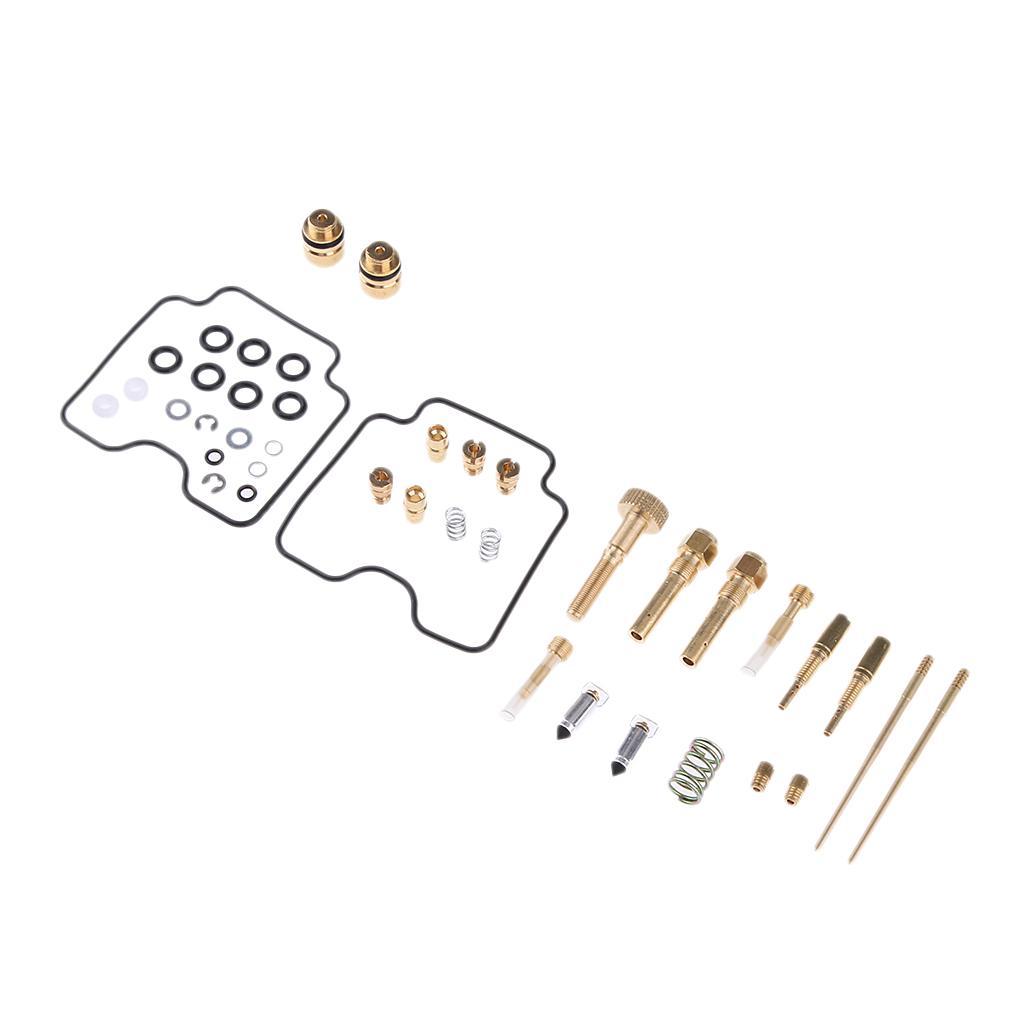 Carburetor Repair Rebuild Kit for Yamaha Raptor 660 Carb