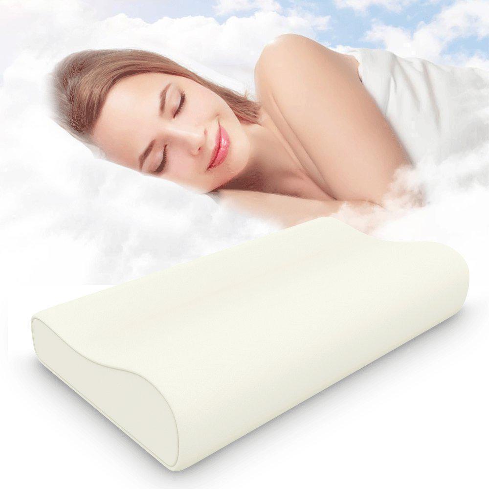 eseoe memory foam pillow best sleep innovations cervical pillows for neck pain