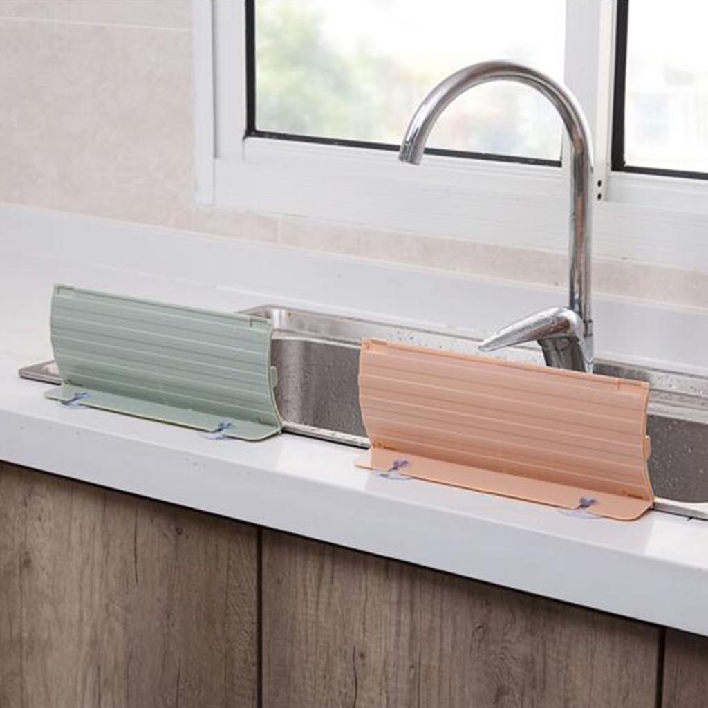 multi functional kitchen water splash guard wash pool basin sink anti splash water