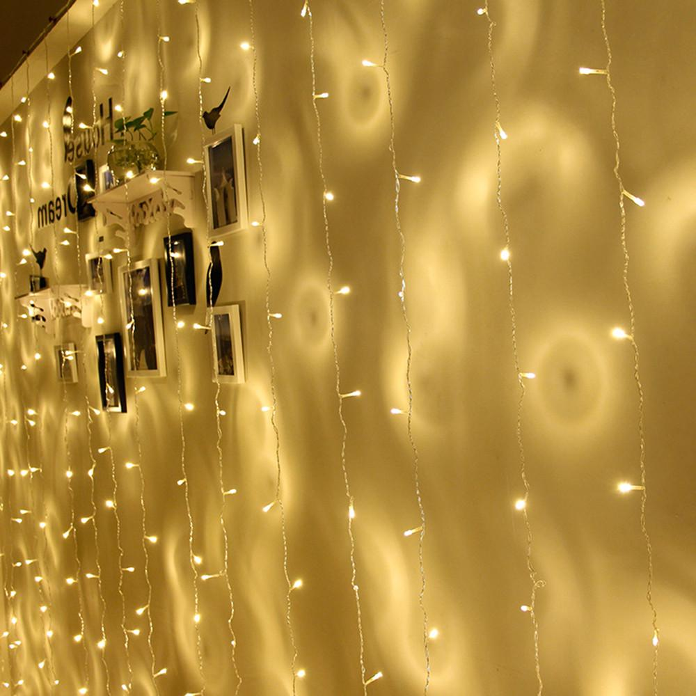 1x3meter 3x3meter led curtain rope light 220v outdoor garden stage decorative buy at a low prices on joom e commerce platform