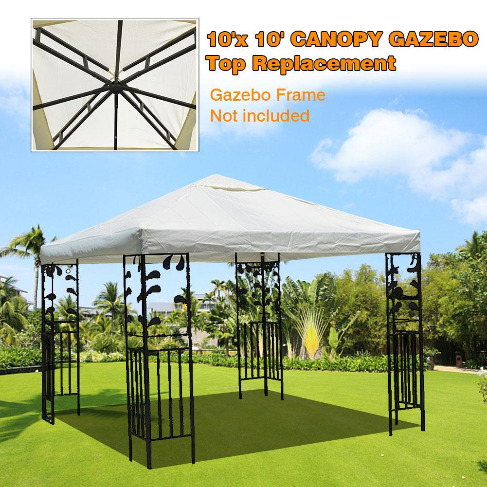 outdoor tent top cover patio gazebo for yard camping hiking buy at a low prices on joom e commerce platform