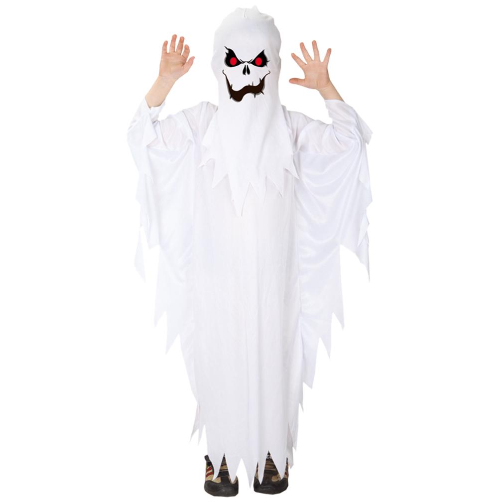 A key goal for most costumed partiers. Buy Halloween Cosplay Ghost Costume For Kids Boys Girls Horror Devil Clothing At Affordable Prices Free Shipping Real Reviews With Photos Joom
