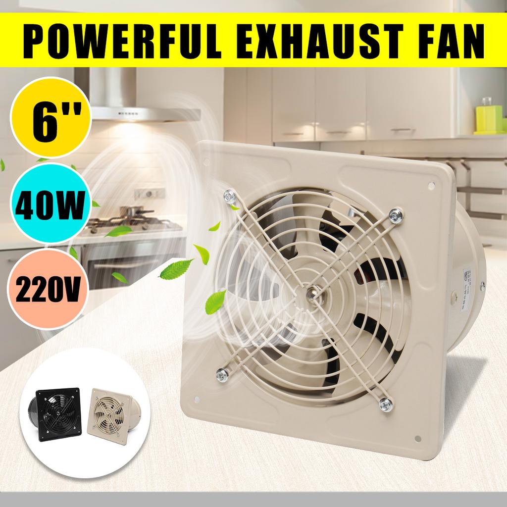 extractor exhaust fan air ventilation fans ventilator 40w wall window for toilet bathroom kitchen buy at a low prices on joom e commerce platform