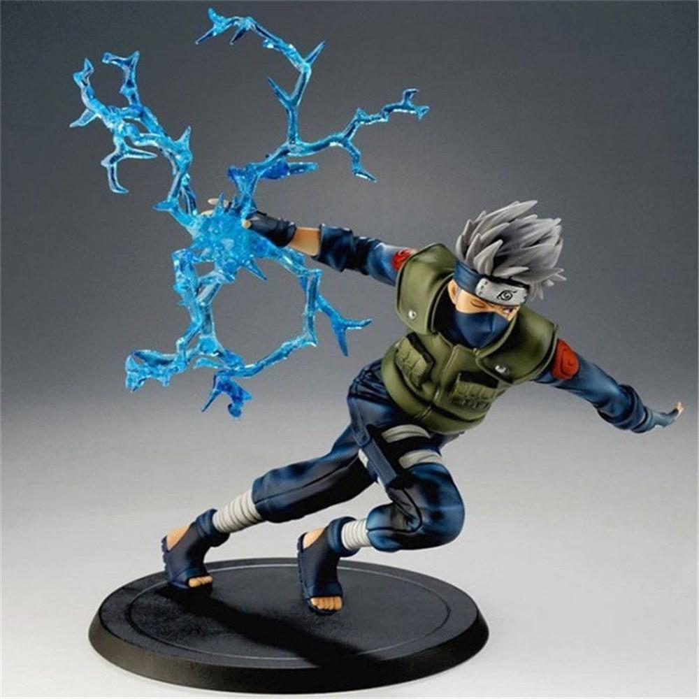 Buy 22cm Naruto Kakashi Sasuke Pvc Action Figure Anime Puppets Toys Model Desk Collection For Kits Children At Affordable Prices Price 12 Usd Free Shipping Real Reviews With Photos Joom