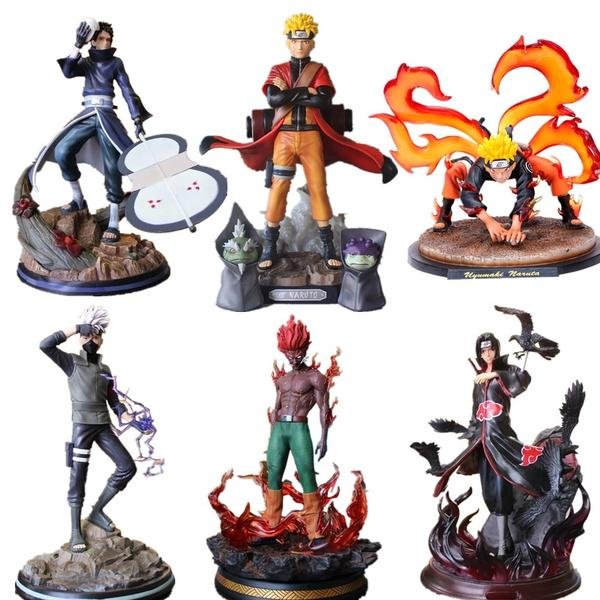 Buy Super High Quality Shippuden Gk Action Figure Naruto Kakashi Guy Uchiha Itachi Obito Figurine Model Toys Gift At Affordable Prices Price 50 Usd Free Shipping Real Reviews With Photos Joom