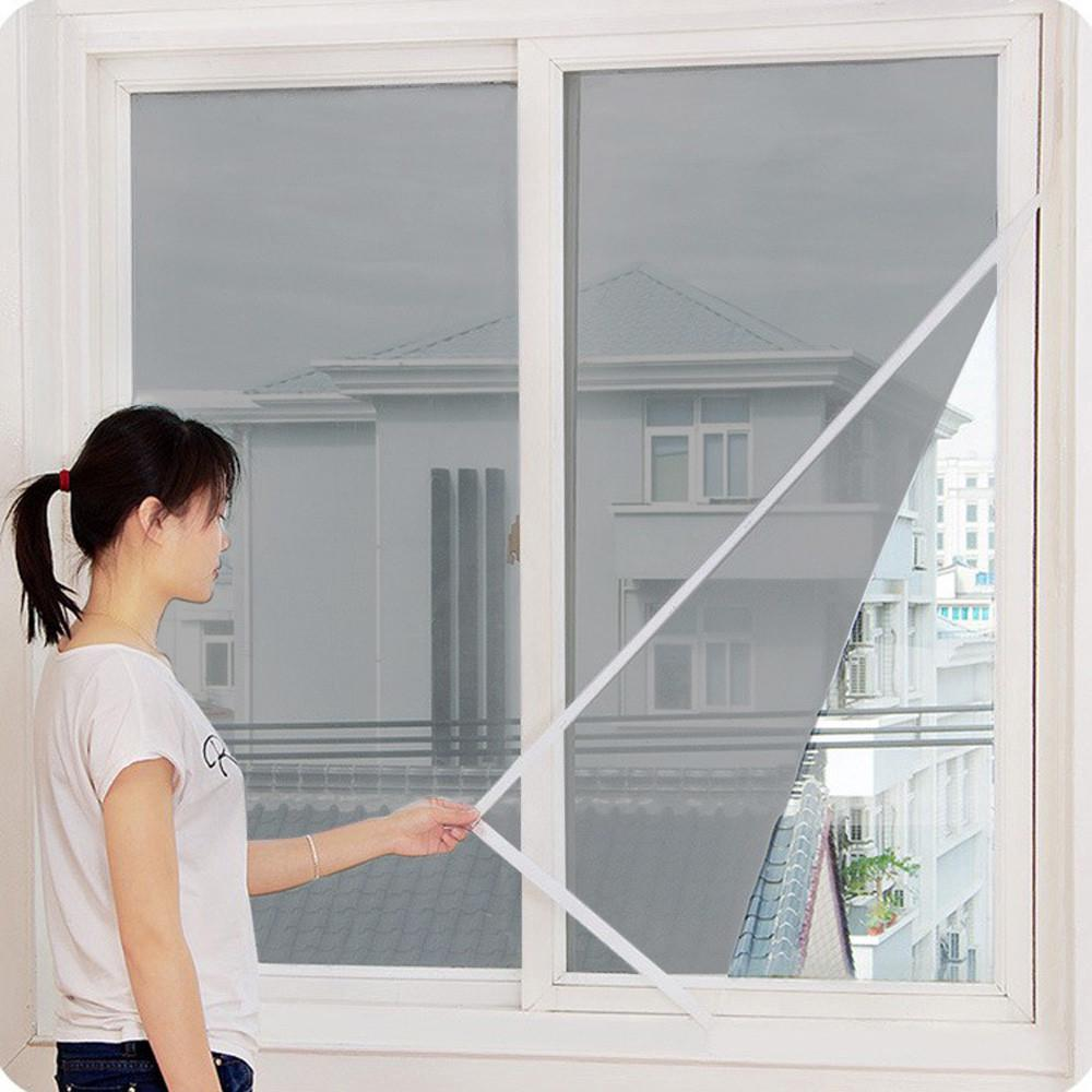 indoor insect screen curtain mesh bug mosquito netting door window buy at a low prices on joom e commerce platform