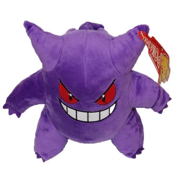 pokemon gengar plush doll toys 23cm collection cartoon pillow buy at a low prices on joom e commerce platform