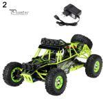 1 12 Rc Rock Crawler Body Shell Frame For Wltoys 12428 Diy Accessories Rc Model Vehicle Parts Accs Toys Hobbies
