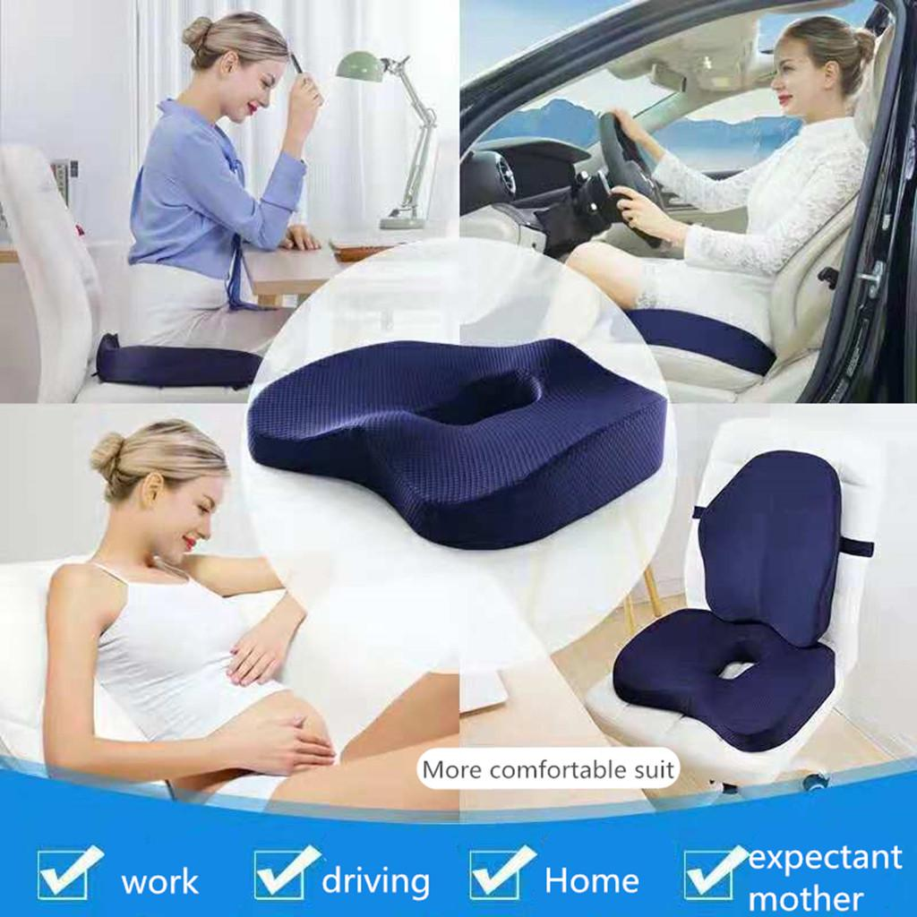 for home office seat cushion memory foam chair pad lower back pain relief ideal buy at a low prices on joom e commerce platform