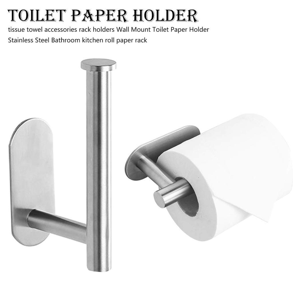towel accessories rack holders wall mount toilet paper holder stainless steel bathroom kitchen tools buy at a low prices on joom e commerce platform