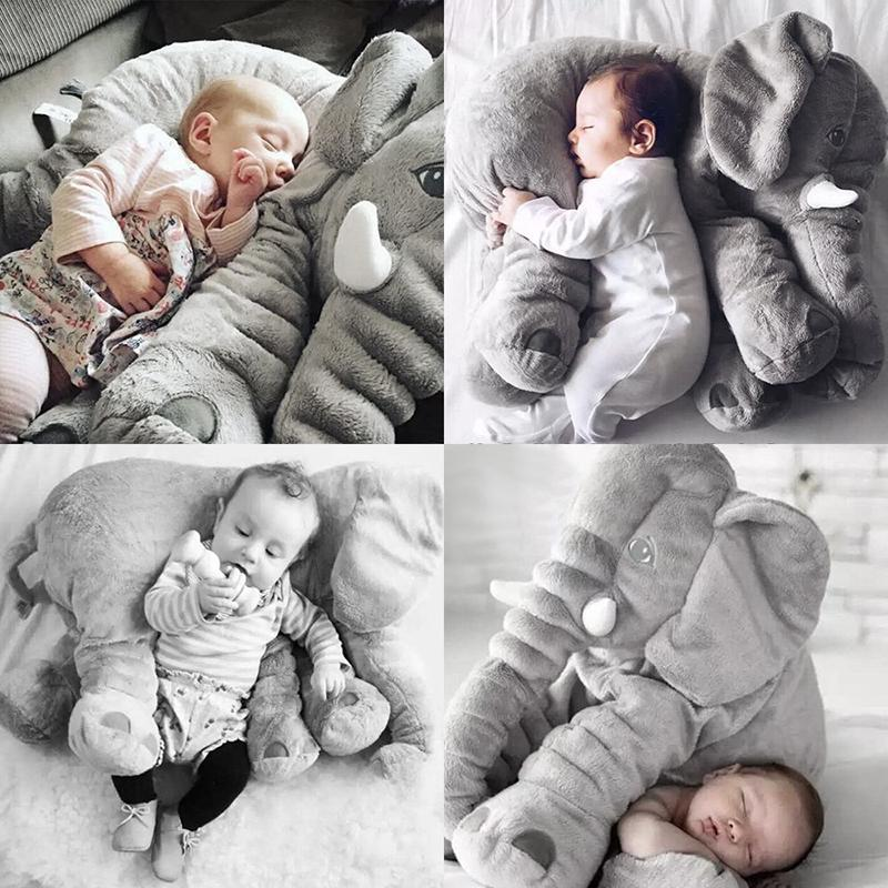 children baby elephant pillow soft toy stuffed animal toy pillow gift buy at a low prices on joom e commerce platform