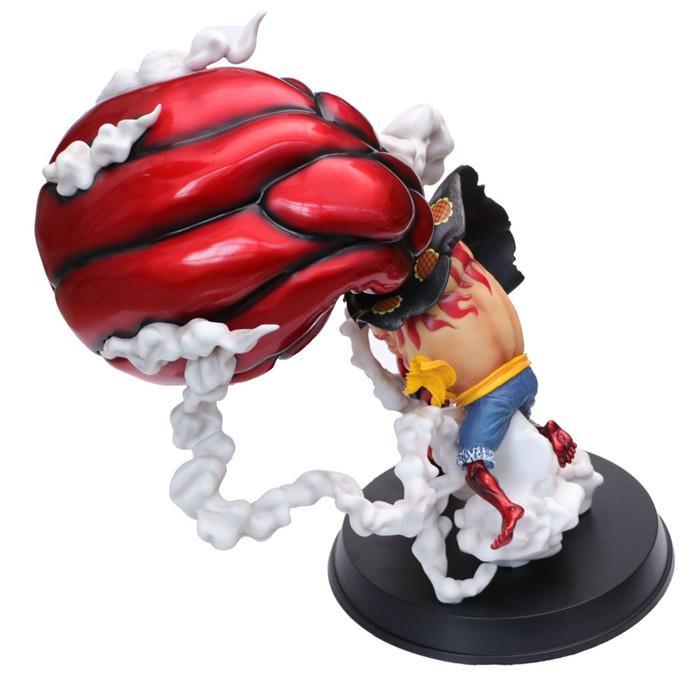 Jual luffy kimono gear 4 kimono luffy gear gear fourth one piece tinggi sekitar 10 inch statue detail pop potrait of pirates bvytpjsk70 #luffy #gearforth. Buy 25cm Anime Figure One Piece Gk Monkey D Luffy Gear 4 Pvc Anime Figure Model Collection Toys At Affordable Prices Free Shipping Real Reviews With Photos Joom