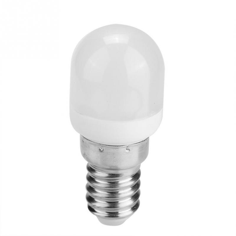 mini led bulb refrigerator microwave oven sewing machine lamp light e14 t22 2w 220v